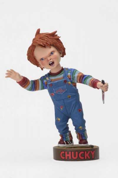 Chucky die Mörderpuppe Head Knocker Wackelkopf-Figur Chucky (with Knife)