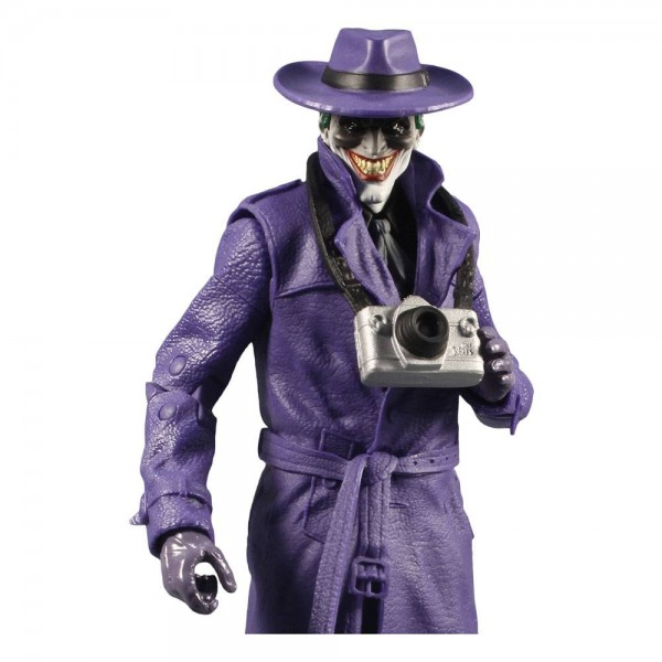 DC Multiverse Actionfigur The Joker: The Comedian (Batman: Three Jokers)