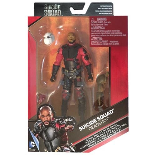 Suicide Squad Multiverse Actionfiguren-Set Wave 1 (3)