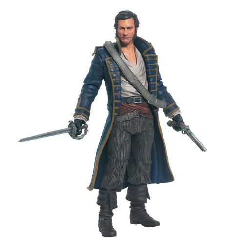 Assassin´s Creed Actionfigur Benjamin Hornigold