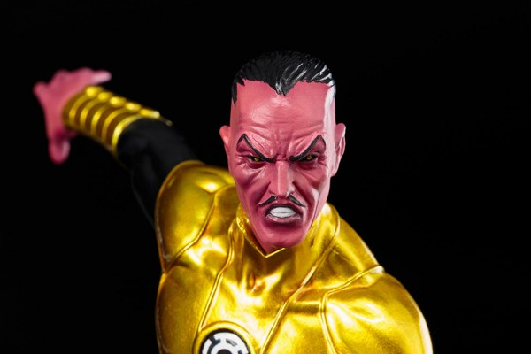 DC ARTFX+ Statue 1/10 Sinestro (The New 52)