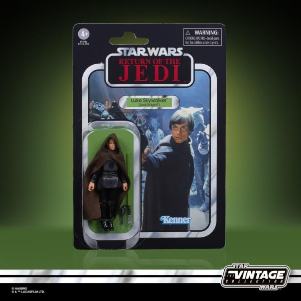 Star Wars Vintage Collection Actionfigur 10 cm Luke Skywalker (Jedi Knight)