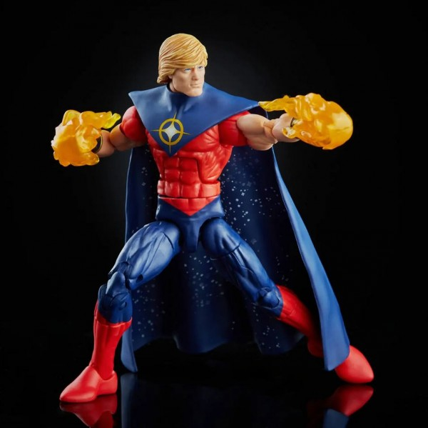 Marvel Legends Actionfigur Quasar