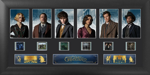 Film Cell Fantastic Beasts: The Crimes of Grindelwald (S1) Deluxe