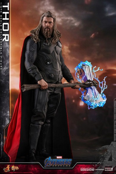 Avengers Endgame Movie Masterpiece Actionfigur 1/6 Thor