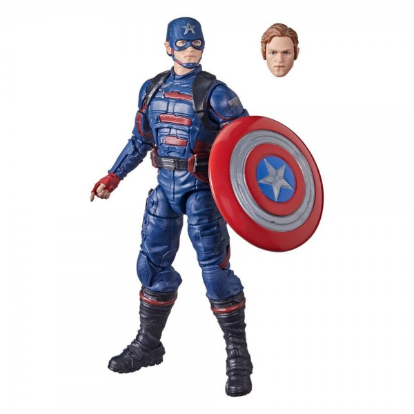 The Falcon and the Winter Soldier Marvel Legends Actionfigur Captain America (John F. Walker)