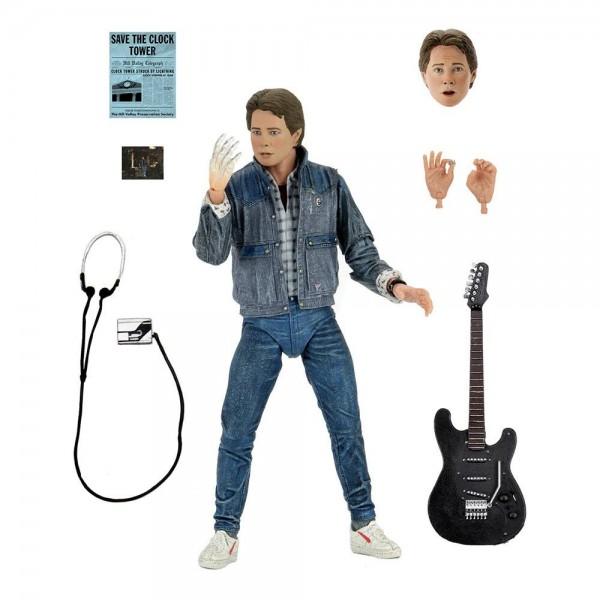 Zurück in die Zukunft Actionfigur Ultimate Marty McFly (Audition)