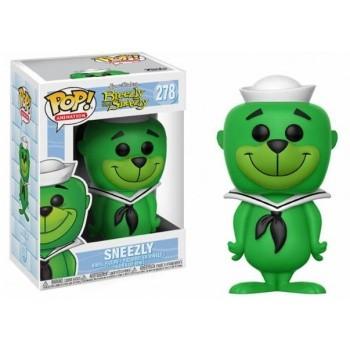 Hanna-Barbera Funko Pop! Vinylfigur Sneezly 278