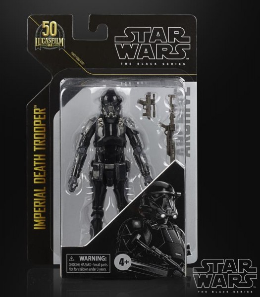 Star Wars Black Series Archive Actionfigur 15 cm Imperial Death Trooper