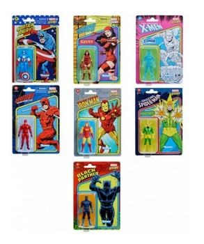 Marvel Legends Retro Actionfiguren 10 cm Wave 2 (7)
