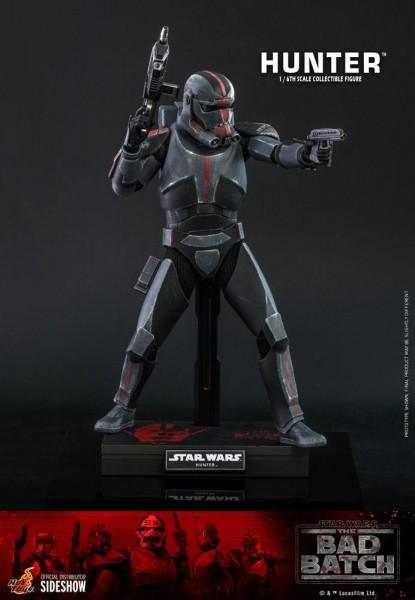 Star Wars The Bad Batch Television Masterpiece Actionfigur 1/6 Hunter
