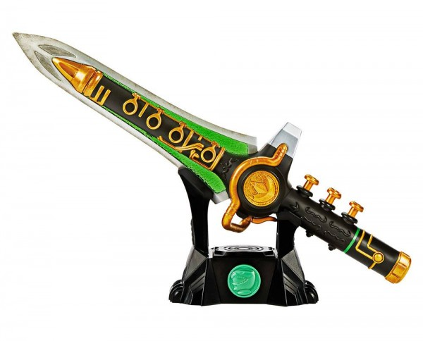 Power Rangers Lightning Collection Replik Mighty Morphin Dragon Dagger