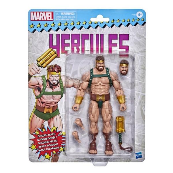 Marvel Legends Retro Actionfigur Hercules