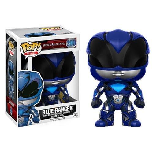Power Rangers Movie Funko Pop! Vinylfigur Blue Ranger 399