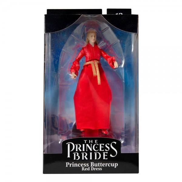 Die Braut des Prinzen Actionfigur Princess Buttercup (Red Dress)