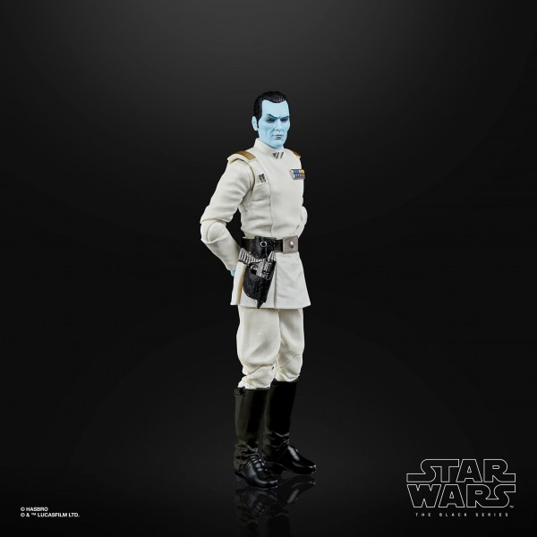 Star Wars Black Series Archive Actionfigur 15 cm Grand Admiral Thrawn