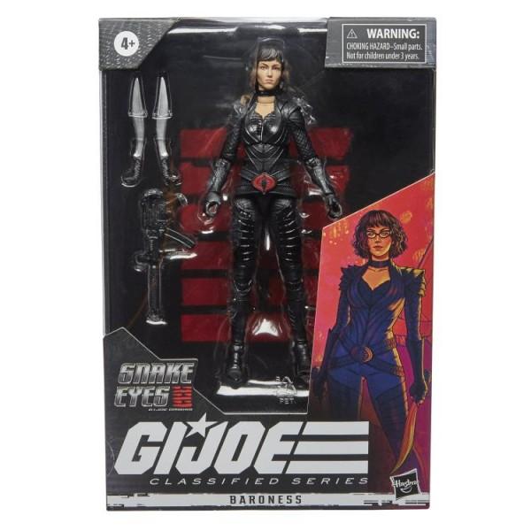 G.I. Joe Classified Series Actionfigur 15 cm Baroness (Movie)