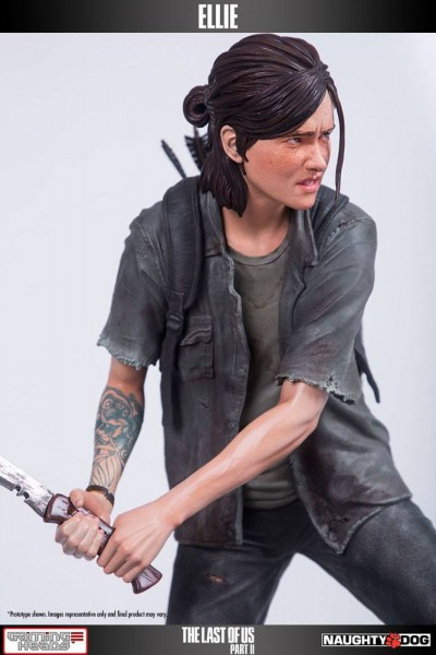 The Last of Us 2 Statue 1/4 Ellie