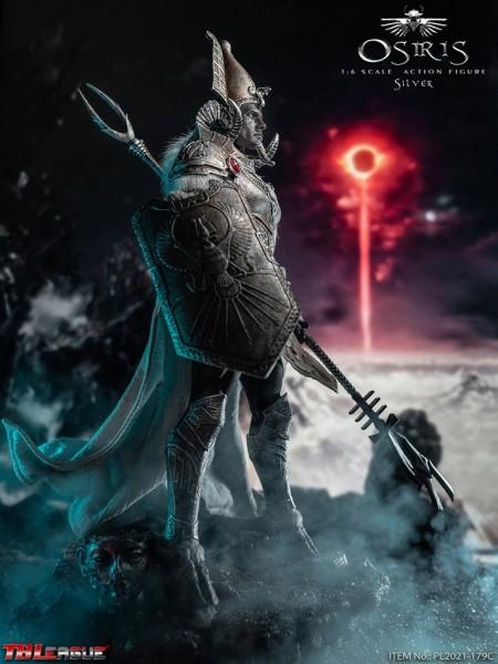 Phicen / TBLeague 1/6 Actionfigur Osiris (Silver Version)