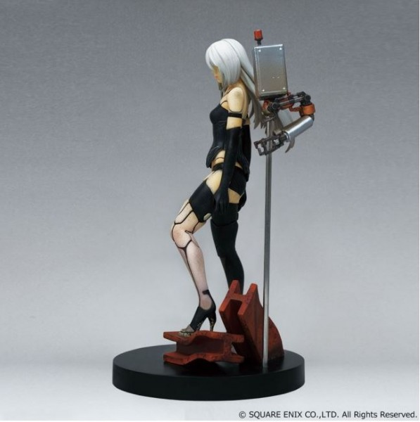 NieR Automata Character Statue YoRHa Type A No 2