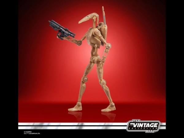 Star Wars Vintage Collection Actionfigur 10 cm Battle Droid