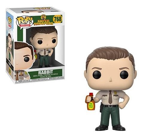 Super Troopers Funko Pop! Vinylfigur Rabbit 768