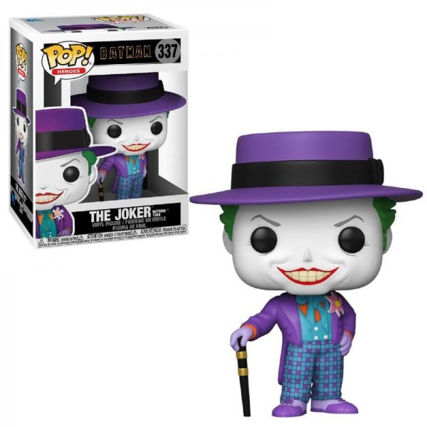 Batman 1989 Funko Pop! Vinylfigur Joker