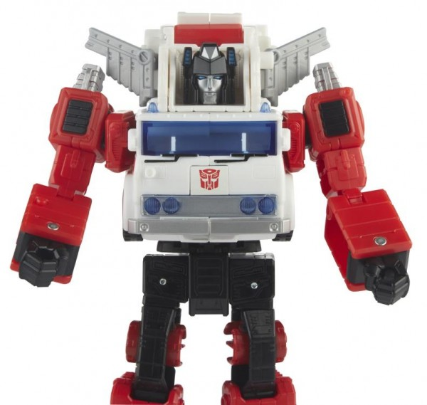 Transformers Generations Selects Voyager Artfire & Nightstick (Exclusive)