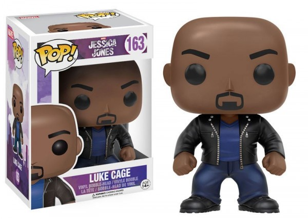 Jessica Jones Funko Pop! Vinylfigur Luke Cage 163