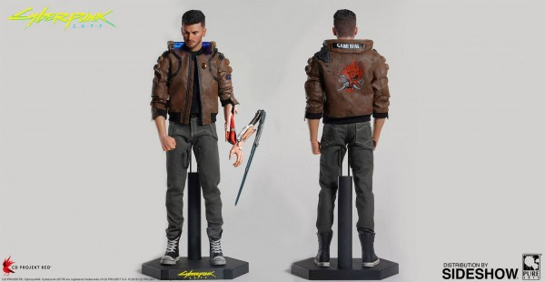 Cyberpunk 2077 Actionfigur 1/6 Male V