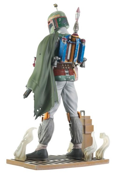 Star Wars Milestones Statue 1/6 Boba Fett (Return of the Jedi)
