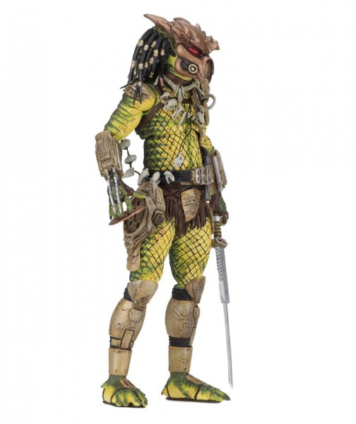 Predator 1718 Actionfigur Ultimate Elder: The Golden Angel
