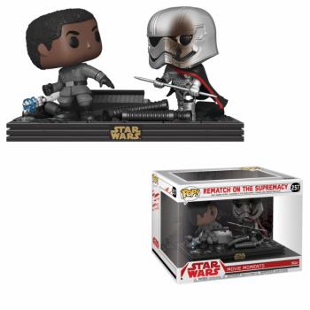 Star Wars Funko Pop! Vinylfiguren Movie Moments: Rematch on the Supremacy