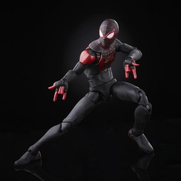 Spider-Man No Way Home Marvel Legends Actionfigur Miles Morales (Spider-Man)