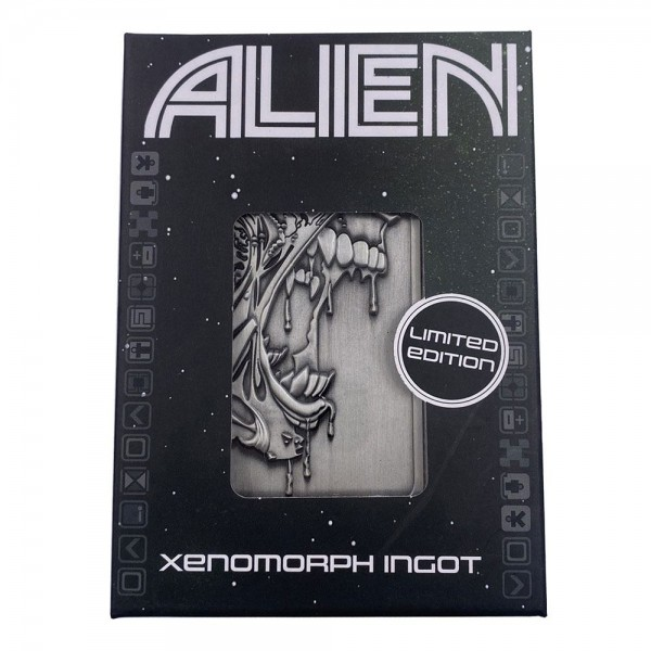 Alien Iconic Scene Collection Metallbarren Xenomorph Antique (Limited Edition)