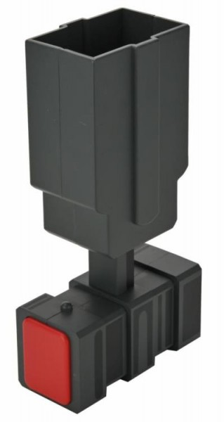 Batman: The Animated Series Prop Replik 1/1 Grapnel Launcher