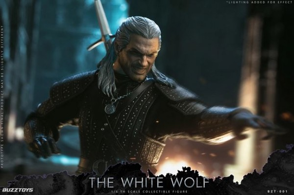 Buzztoys Actionfigur 1/6 The White Wolf
