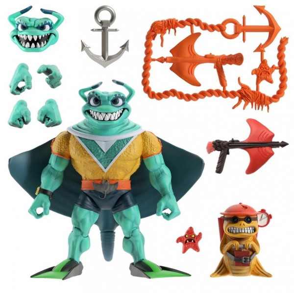 Teenage Mutant Ninja Turtles Ultimates Actionfiguren-Set Wave 5 (4)