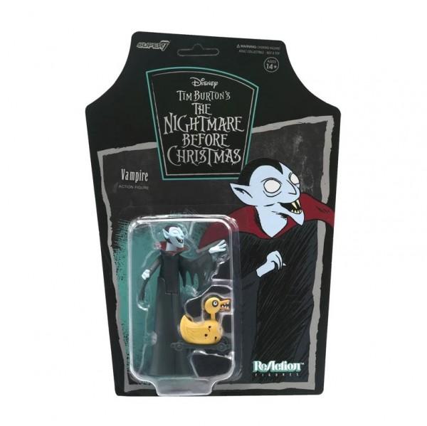 Nightmare before Christmas ReAction Actionfigur Vampire