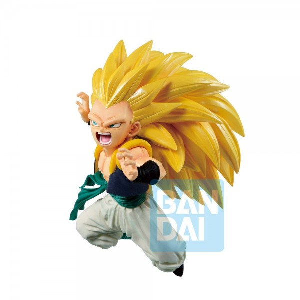 Dragonball Super Ichibansho Statue Super Saiyan 3 Gotenks Rising Fighters
