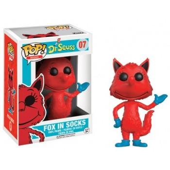 Dr. Seuss Funko Pop! Vinylfigur Fox In Socks 07