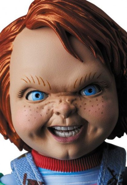 Chucky 2 MAF EX Actionfigur Good Guys Chucky