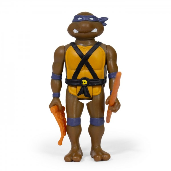 Teenage Mutant Ninja Turtles ReAction Actionfigur Donatello