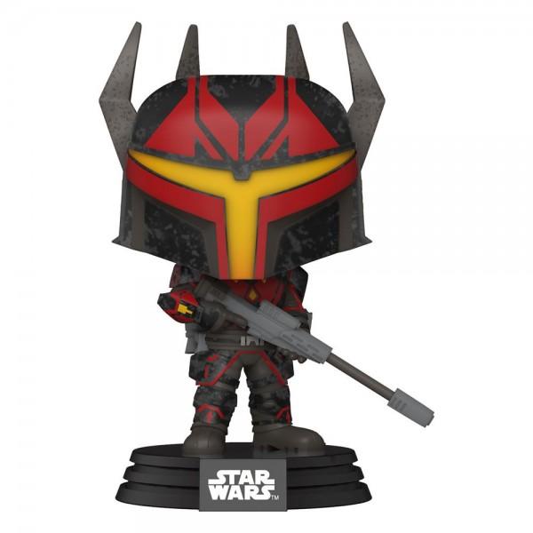 Star Wars Clone Wars Funko Pop! Vinylfigur Gar Saxon 411