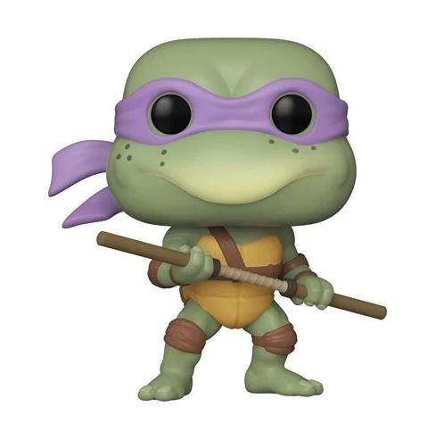 Teenage Mutant Ninja Turtles 1990 Movie Funko Pop! Vinylfigur Donatello