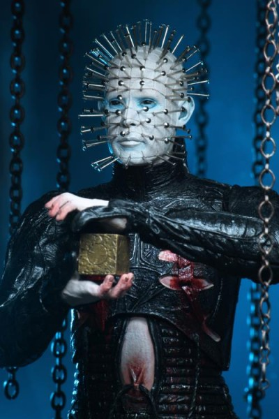 Hellraiser Ultimate Actionfigur Pinhead
