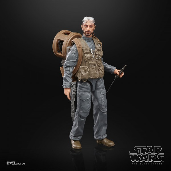 Star Wars Black Series Actionfigur 15 cm Bodhi Rook (Rogue One)