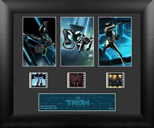 Film Cell Tron Legacy Duel