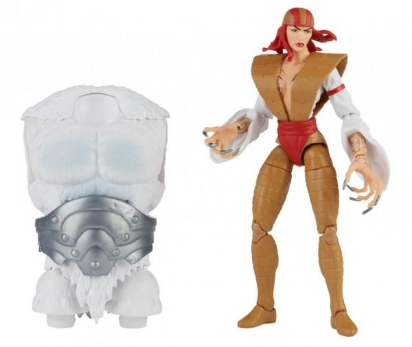 Super Villains Marvel Legends Actionfigur Lady Deathstrike