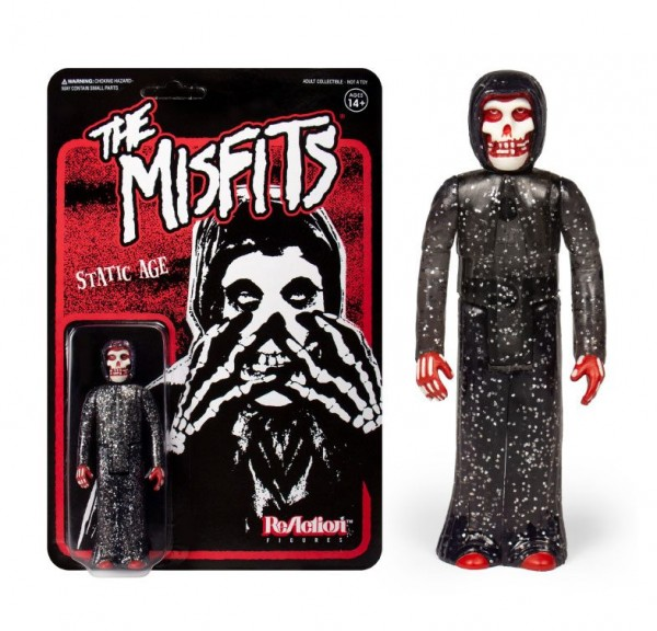 Misfits ReAction Actionfigur The Fiend (Static Age)